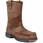 Georgia Men's 10 in. Athens Waterproof Wellington Work Boot