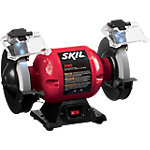 Skil® 6 in. Bench Grinder with Light