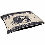 Retriever® Printed Dog Plush Pet Bed, 38 in. x 48 in.