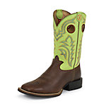Tony Lama® 3R™  Men's 11 in. Western Boot, Auburn Mustang