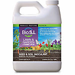 Bio-S.I. Technology Lawn and Garden + Humus Seed and Soil Amendment, 32 oz.