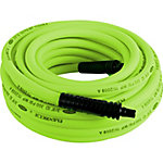 Flexzilla 3/8 in. x 35 ft. ZillaGreen Air Hose with 1/4 in. MNPT Ends and Bend Restrictors