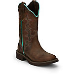Justin Ladies' 12 in. Gypsy Boot, Tan Jaguar