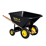 Big 4 Wheeler Wheelbarrow, 10 cu. ft.