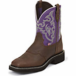 Justin Ladies' 8 in. Gypsy Boot, Copper Kettle Buffalo