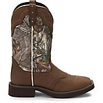 Justin Women's 12 in. Gypsy Cowgirl Collection Boot, Aged Bark Brown