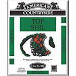 American Countryside Top Soil, 1 cu. ft.