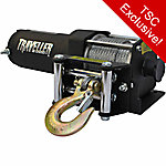 Traveller® 12V ATV Electric Winch, 3,500 lb. Capacity