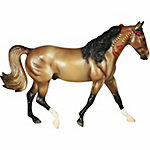 Breyer® Traditional 2014 TSC Exclusive Horse, Maverick, 1:9 Scale