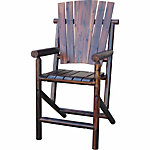 Leigh Country Char-log® Bar Arm Chair