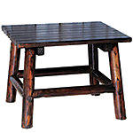 Leigh Country Char-log® End Table
