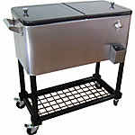 Country Cooler™ 80 qt. Stainless Steel Cooler