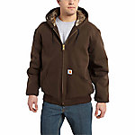 Carhartt® Men's Camo Lined Duck Active Jacket