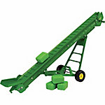 John Deere® 1:16 Scale Hay Elevator with 4 Square Bales