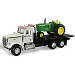 John Deere® Toy Truck and Tractor
