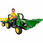 Peg Perego John Deere® Power Loader with Trailer