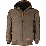 C.E. Schmidt Men's Endurance Duck Quilt-Lined Performance Hooded Jacket, Sage