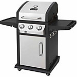 Dyna-Glo DGB390SNP-D Smart Space Living 3 Burner LP Gas Grill