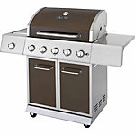 Dyna Glo™ 5 Burner LP Gas Grill with Side Burner