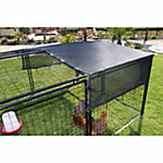 Rugged Ranch Products Shade Top, 5 ft. x 10 ft.