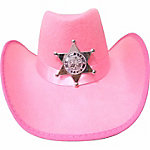 Girl's Blue Ribbon Stables Felt Cowgirl Hat