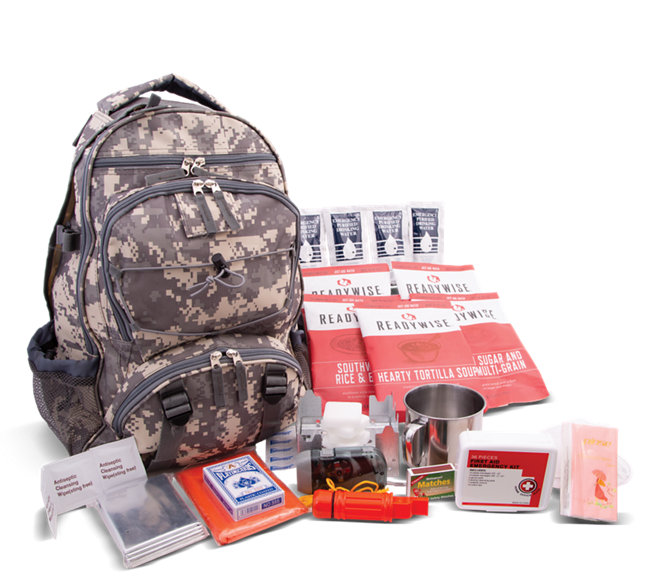 Wise Company 5-Day Camo Survival Pack - Tractor Supply Co.