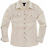 Bit & Bridle™ Ladies' Long-Sleeved Dobby Woven Shirt