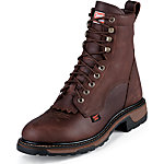 Tony Lama Men's TLX 8 in. Western Work Boots, Briar Pitstop Brown
