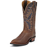 Tony Lama Men's Americana 13 in. Boots, Cognac Conquistador Shoulder Brown