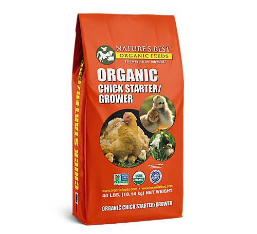 Nature's Best Organic Poultry Feed - Tractor Supply Co.