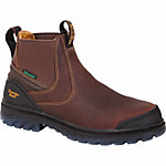 Georgia Boot Men's 11 in. Tall Romeo Zero Drag Steel Toe Boot, Brown