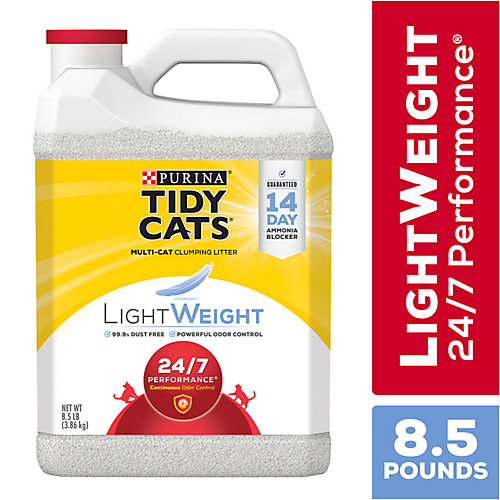 Cat Litter and Supplies