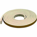 M-D Building Products EPDM Weatherstrip, 3/16 in. x 5/16 in., CA Prop 65 Compliant