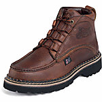 Justin Men's Casual Shoe, Rustic Cowhide Brown, CA Prop 65 Compliant