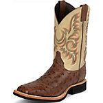 Justin Men's 11 in. AQHA Lifestyle Collection Boot, Antique Brown, CA Prop 65 Compliant