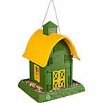 Royal Wing Green Barn Bird Feeder