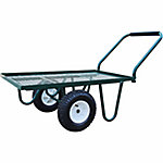 GroundWork 2 Wheeled Garden Cart