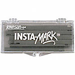 Johnson Level Insta-Mark® Mechanical Carpenter Pencil Replacement Lead, Pack of 10