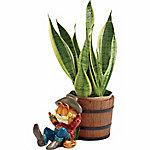 Disney Sitting Garfield Planter