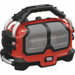 Black & Decker® Radiant Parabolic Utility Space Heater