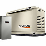 Generac 22,000 Watt Air Cooled Automatic Standby Generator with 200 Amp SE Rated Transfer Switch