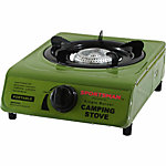 Sportsman Single Burner Camping Stove, 15 in. x 11 in. x 5-1/2 in.