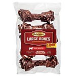 Retriever Large Beef Basted Bones, Pack of 5