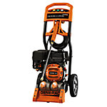 Generac 6598 Residential 3,100 PSI Gasoline Powered Cold Water Pressure Washer with a 212cc Generac OHV Engine