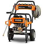 Generac® 6565 Commercial 4,200 PSI Gasoline Powered Cold Water Pressure Washer with a 420cc Generac® OHV Engine