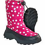 Itasca Kid's Snow Scamp Winter Boot, Pink/White
