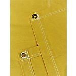 Weathermaster 12 oz. Cotton Duck Tarp, 6 ft. x 8 ft., Tan