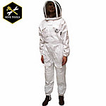 Harvest Lane Honey Adult's Unisex Full Beekeeping Suit with Fencing Veil