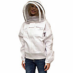 Harvest Lane Honey Adult's Beekeeping Protective Jacket, White