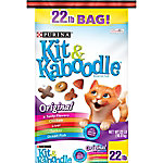 Purina Kit & Kaboodle Original Cat Food, 22 lb. Bag
